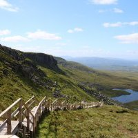 Cuilcagh/Legnabrocky Trail in Fermanagh